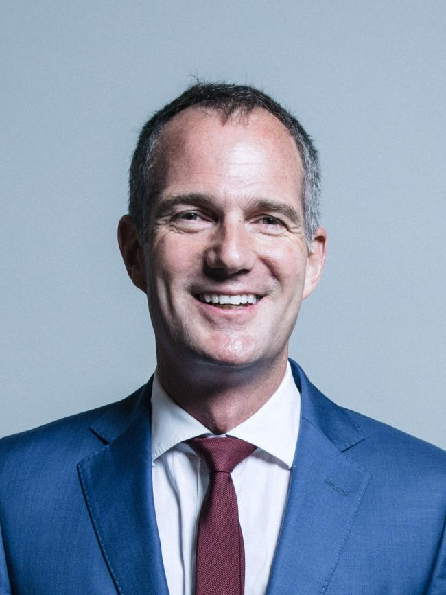 Peter Kyle - UK Parliament official portraits 2017.