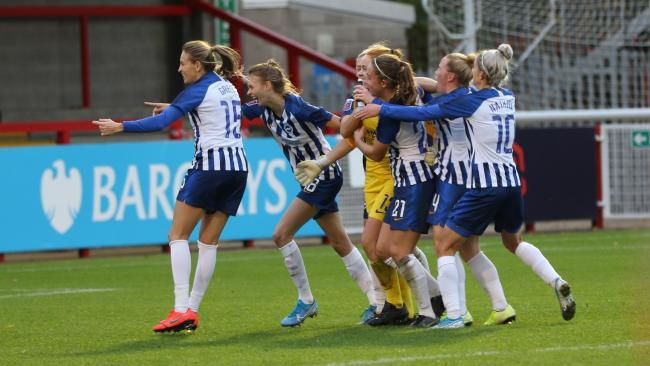 Albion's women will have a new training hub - but work is on hold for now