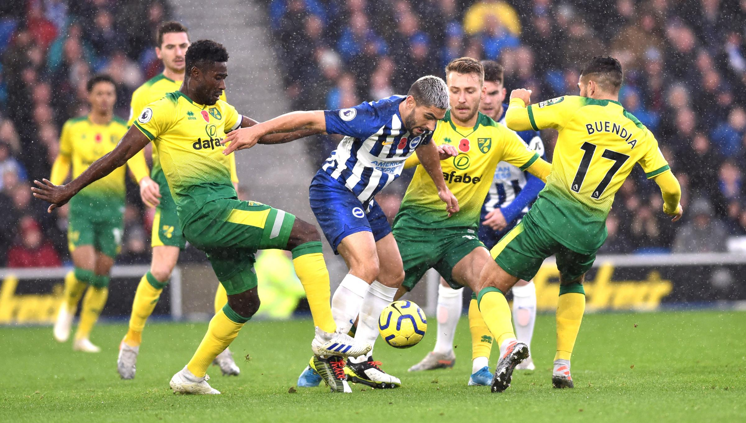 Patience paid off for Albion says striker Neal Maupay