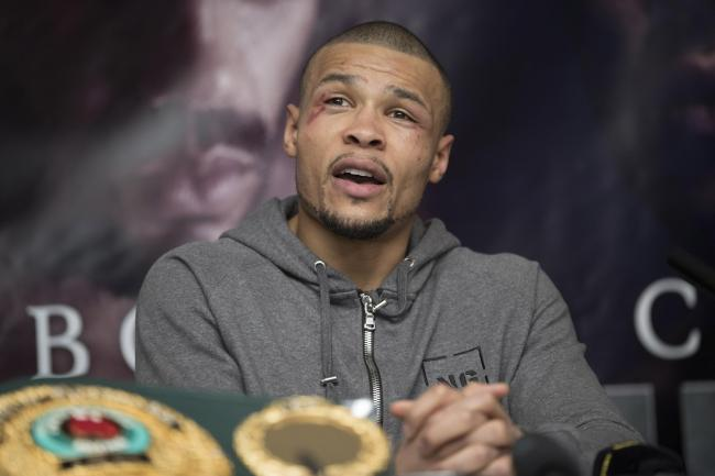 Chris Eubank Jr expects to get busy in 2020. Picture: Lawrence Lustig