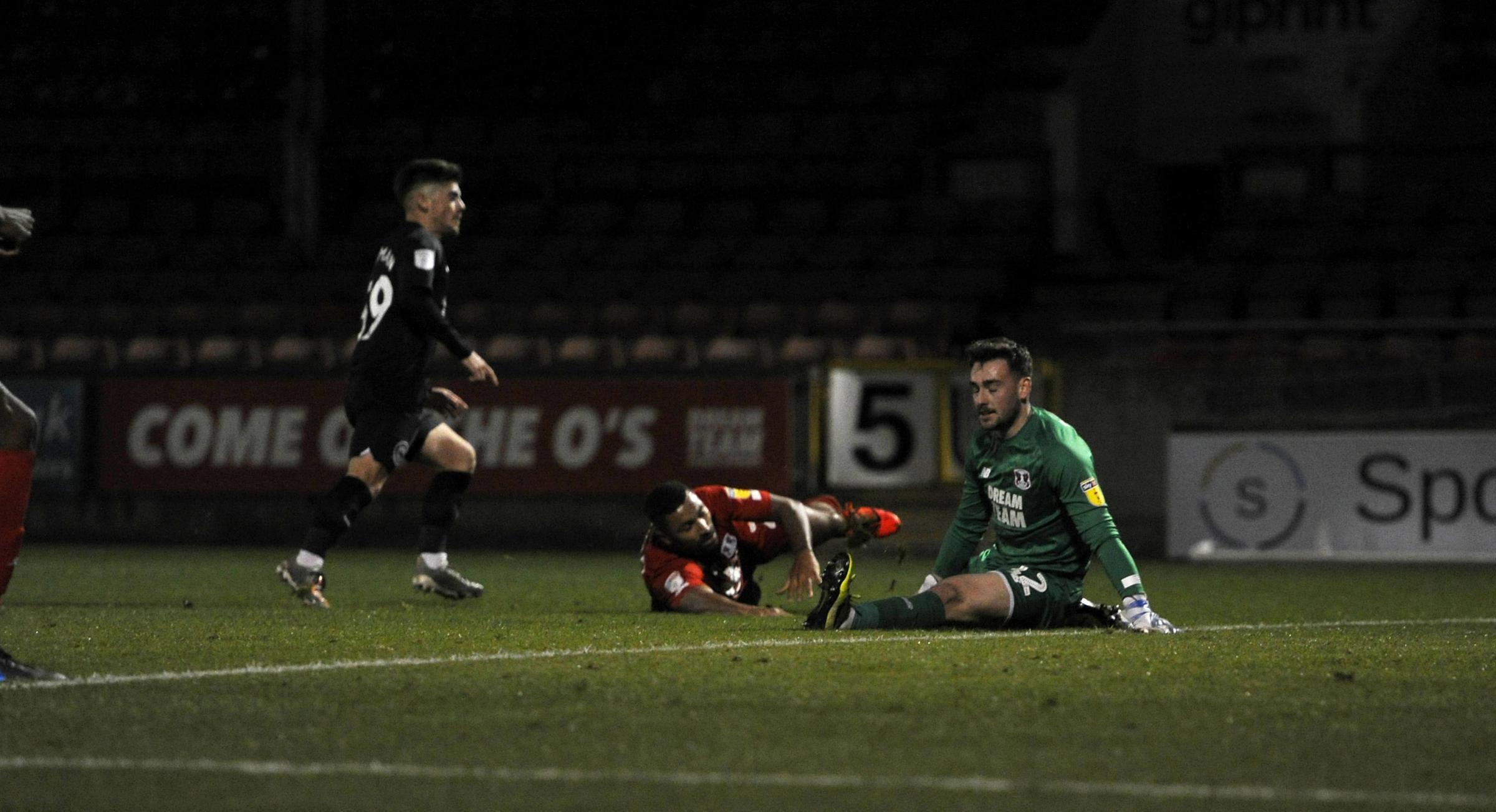 Follow Albion U21's in the Leasing.com trophy against  Leyton Orient: Dennis levels