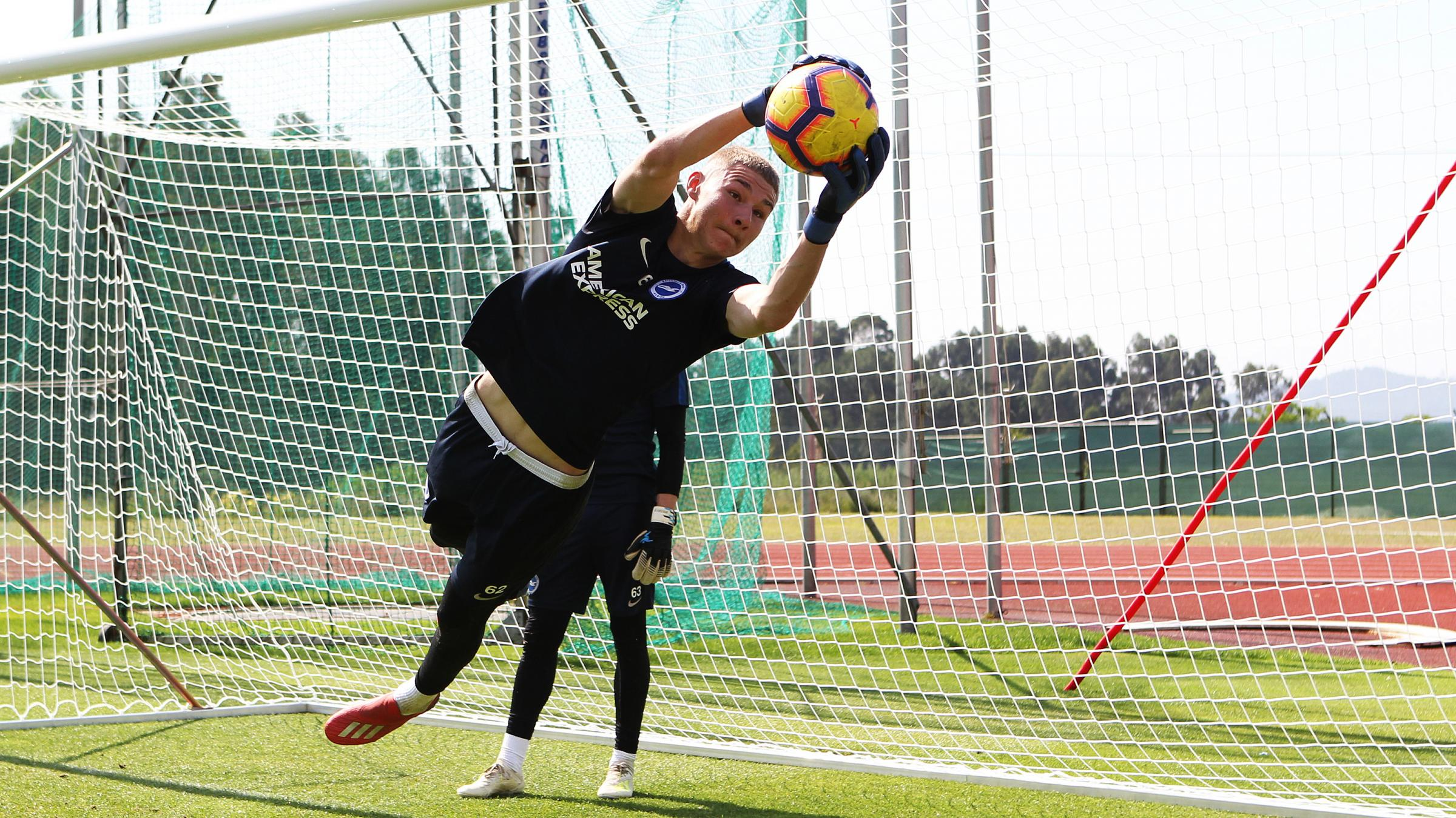 England call for keeper Carl Rushworth