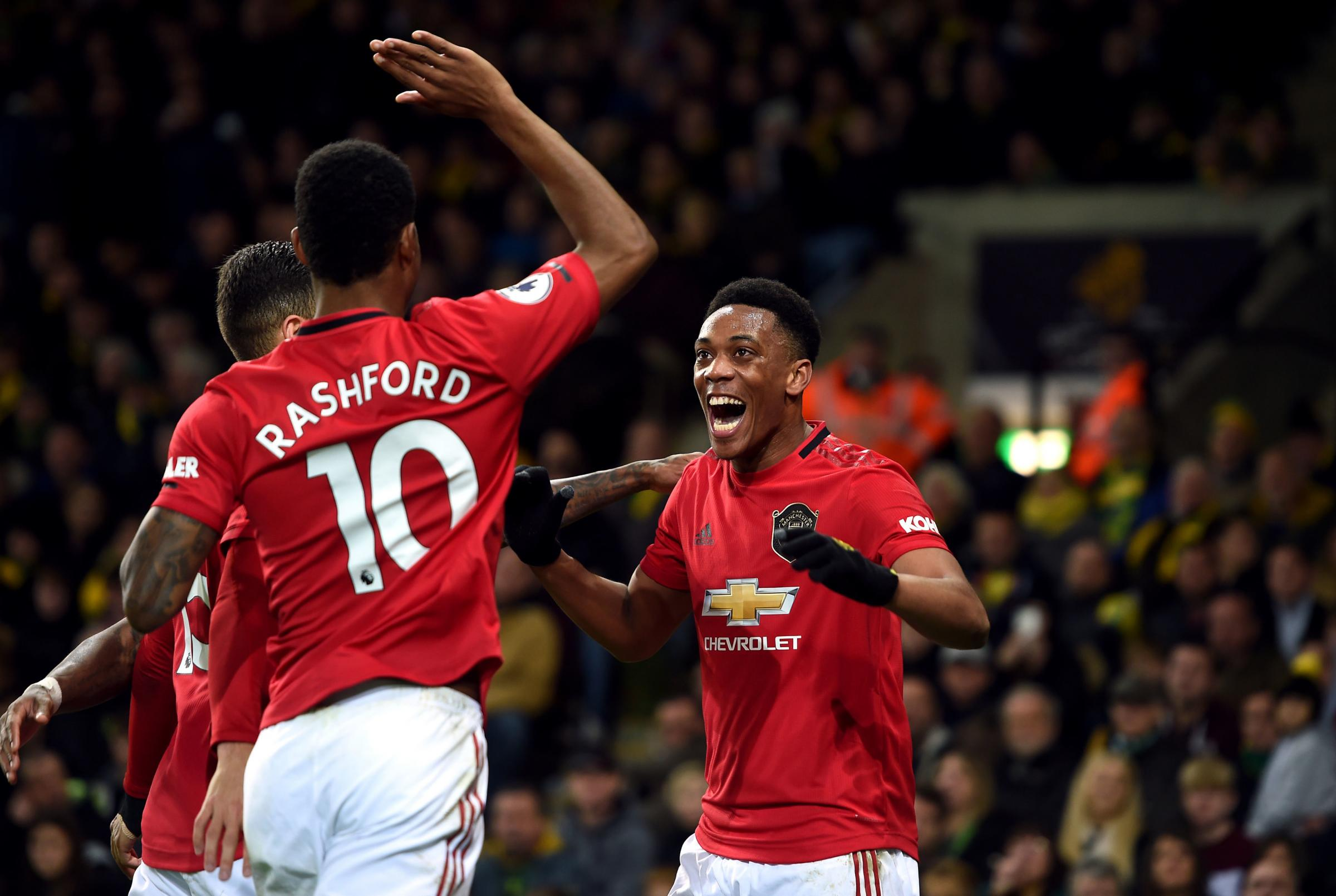 Get the lowdown on Albion's opponent Manchester United