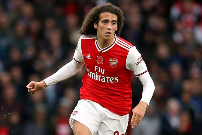 Matteo Guendouzi has been called up to the France squad