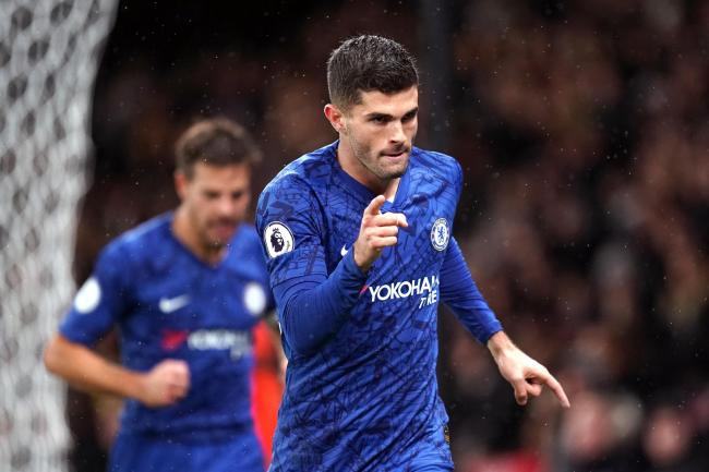 Christian Pulisic has been in top form for Chelsea this season