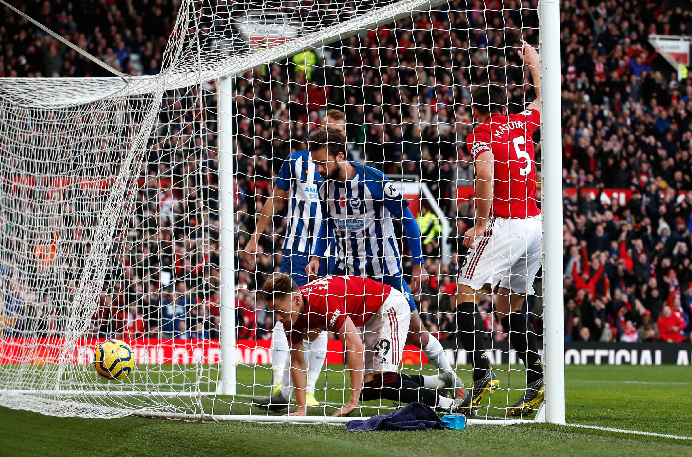 Davy Propper did NOT score an own goal at Old Trafford - The Argus