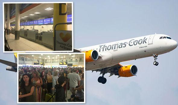 Thomas Cook collapsed in October