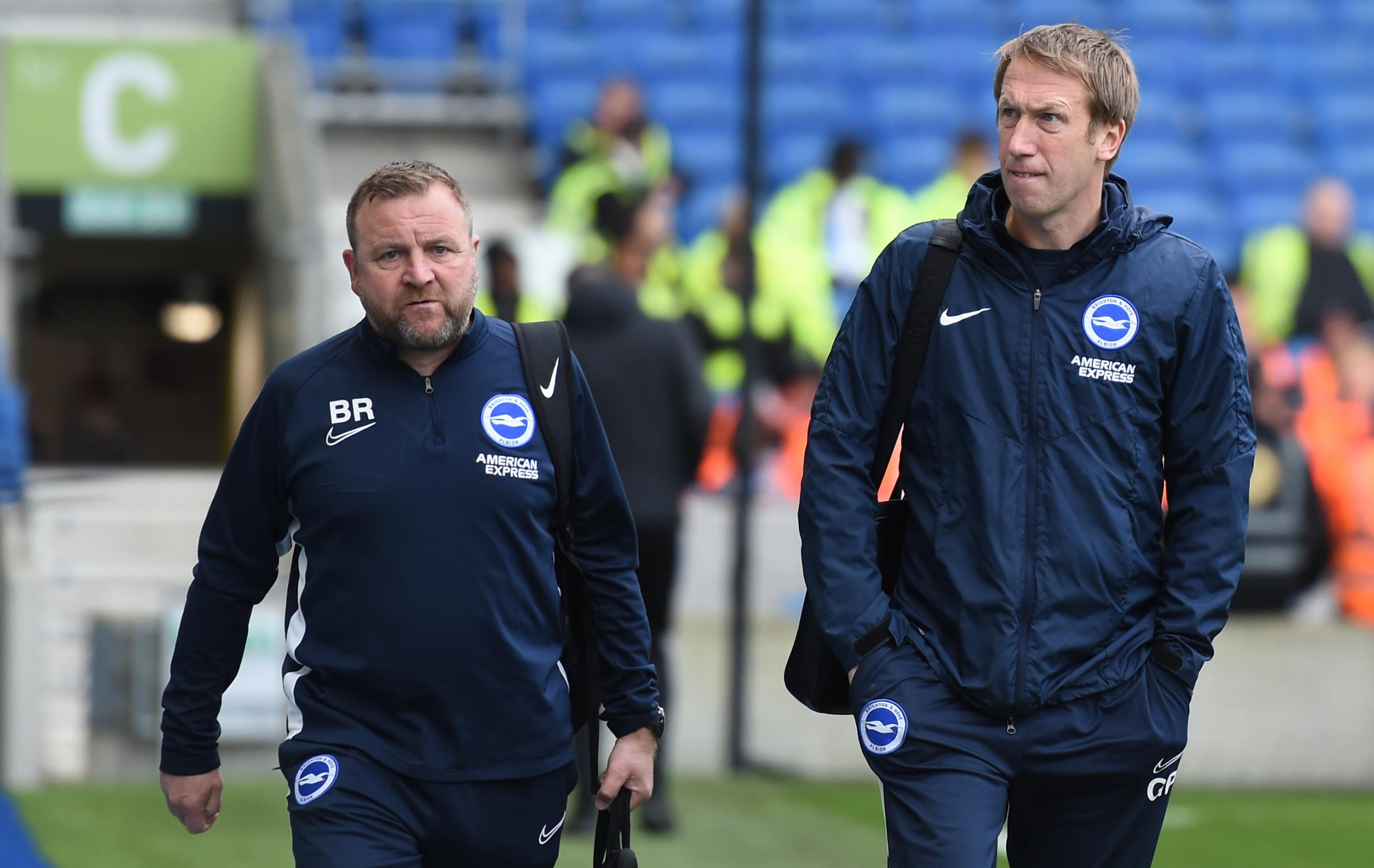 Follow Albion in action at the Amex against Wolves