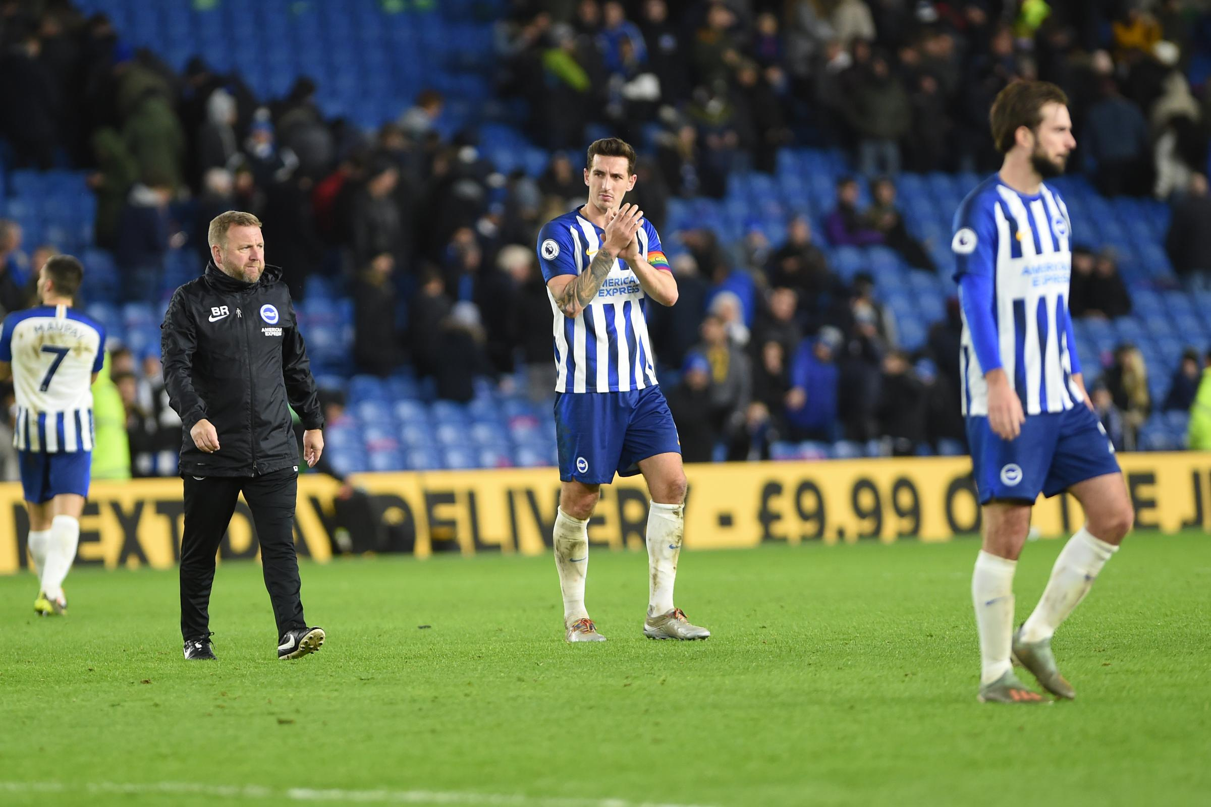 Graham Potter delivers verdict on 'hard-fought' Albion draw