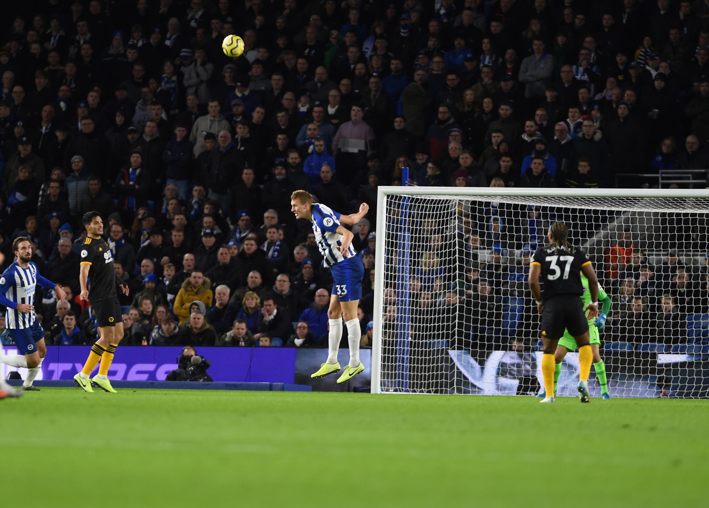 Albion defender Dan Burn beat sickness bug to face Wolves
