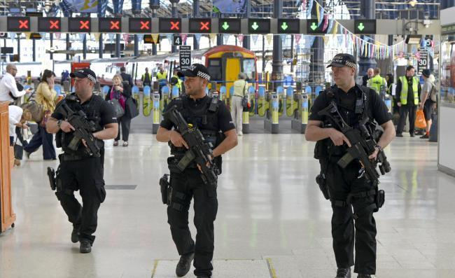 Call for public to become 'eyes and ears of police' to fight terrorism over Christmas