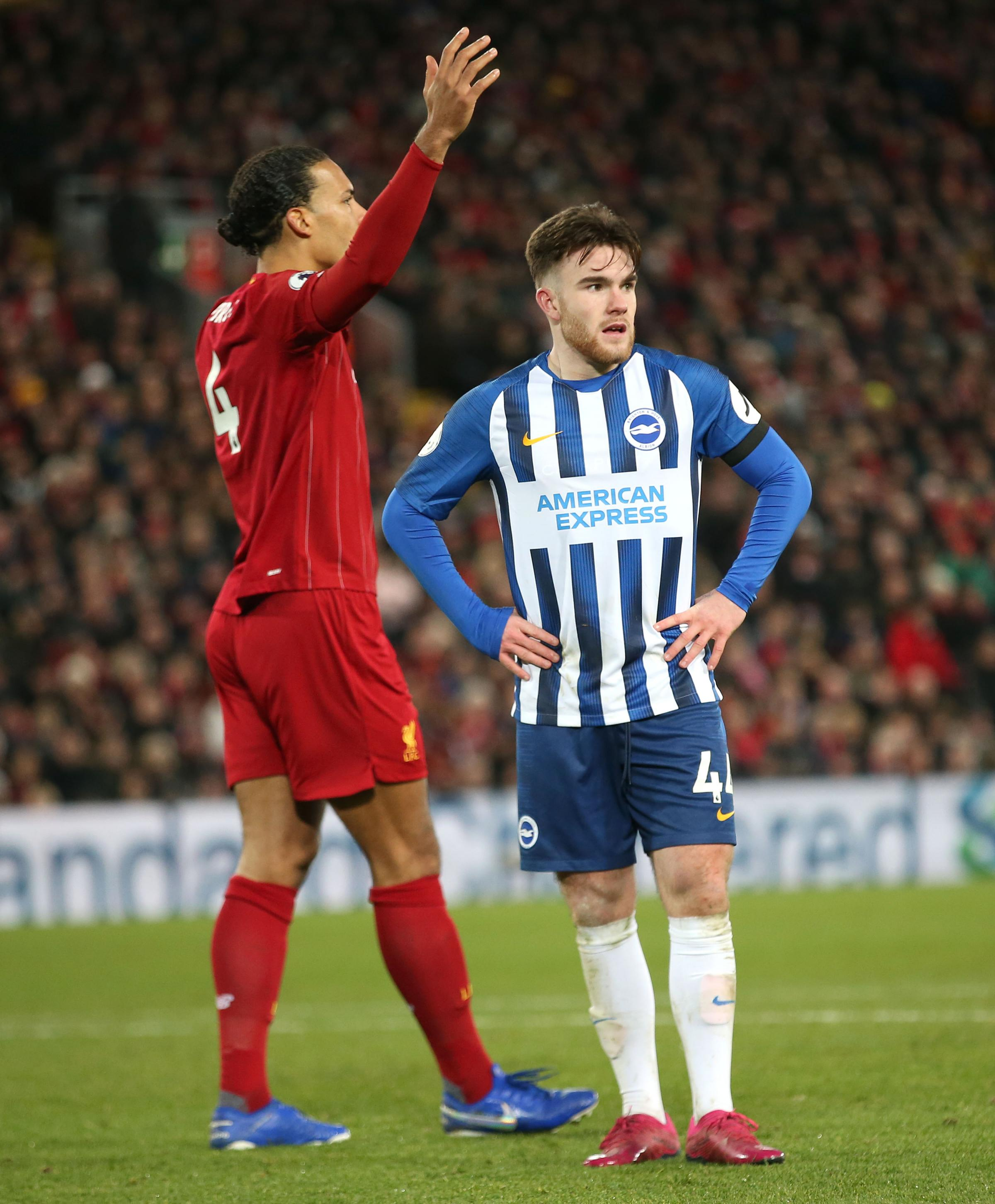 Albion injury update as Aaron Connolly rated 'doubtful