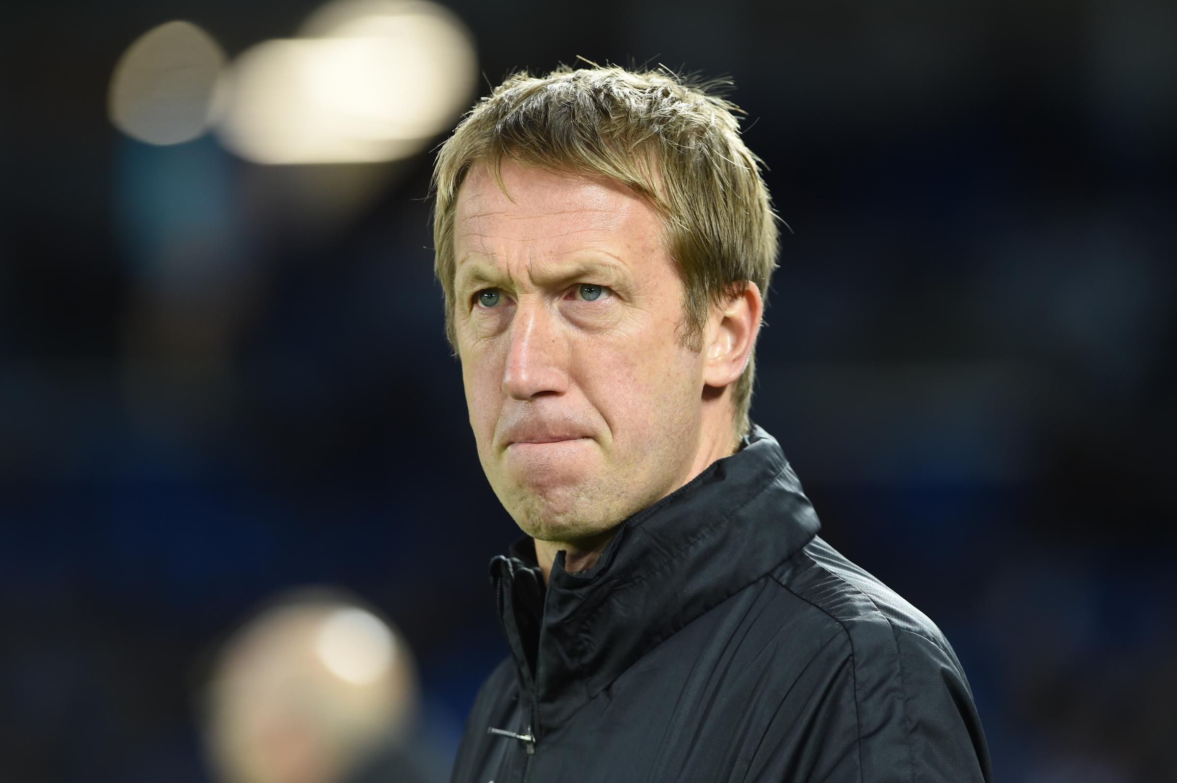 Graham Potter knows how much Palace clash means to Albion fans