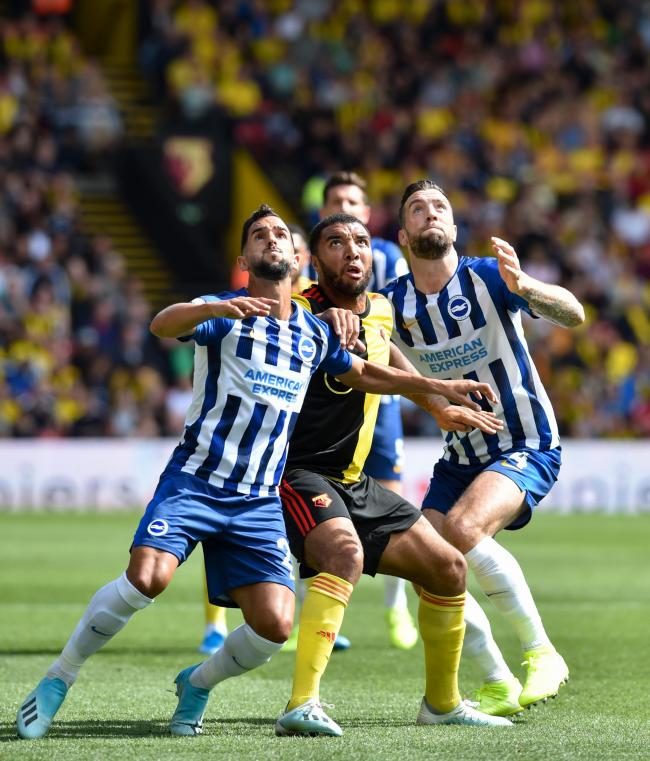 Watford visit on February 8 before Albion have a winter break