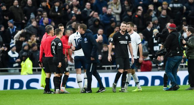 Graham Potter must lift his players for a quick return to action against Bournemouth