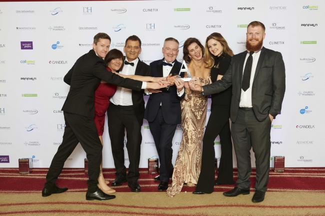 Skincare firm 5 Squirrels beat industry giants to win a national award