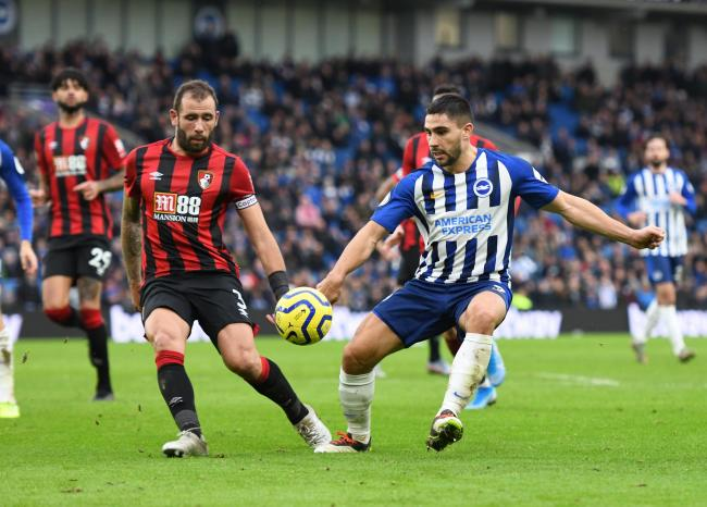 Neal Maupay is leading the scoring for Albion but frontline reinforcements are unlikely in the window