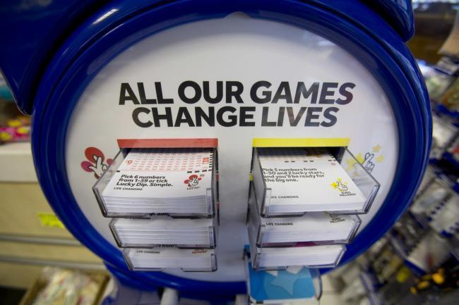 The rules for the National Lottery are changing next week