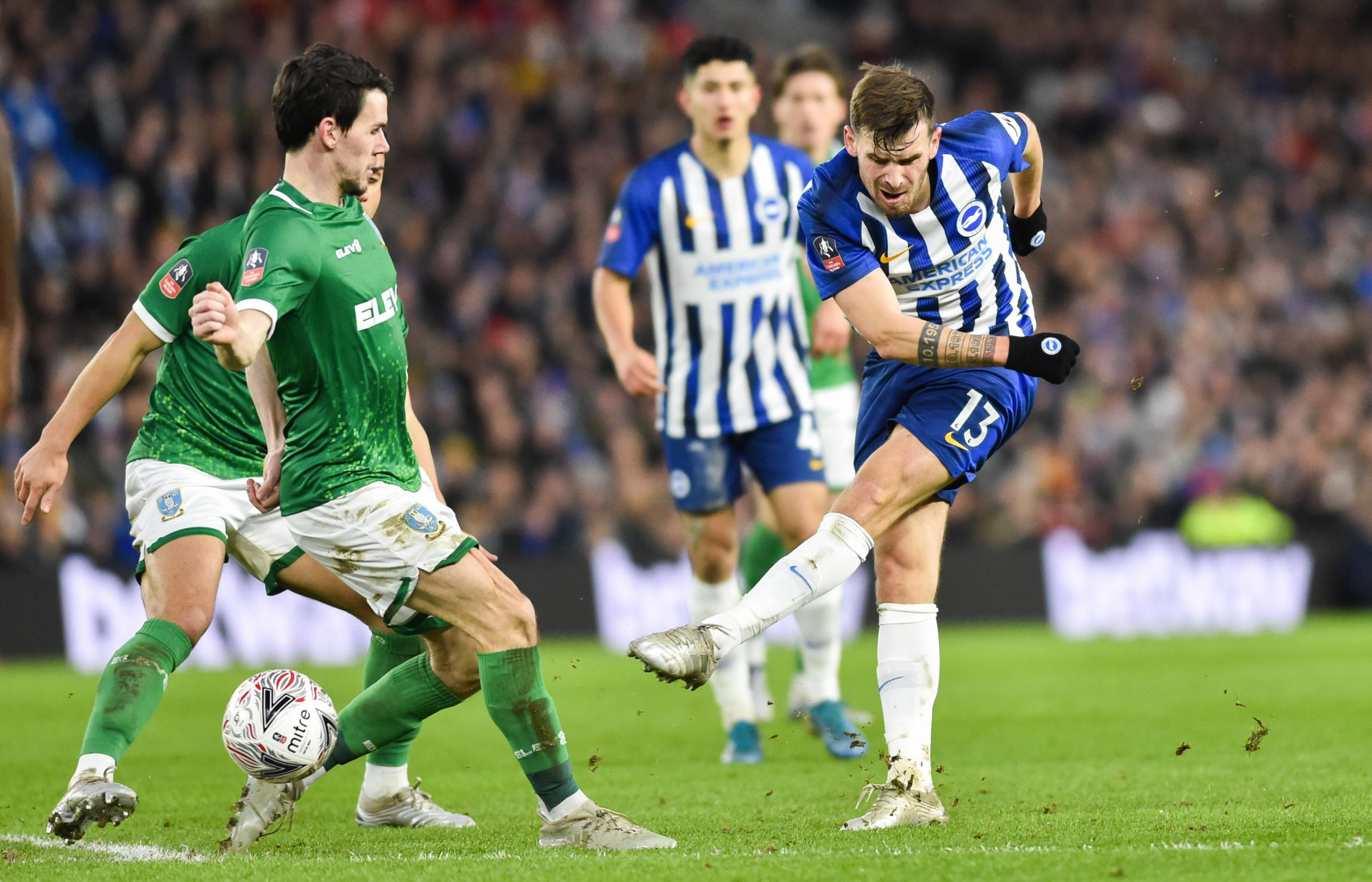 Albion planning for a stop-start schedule