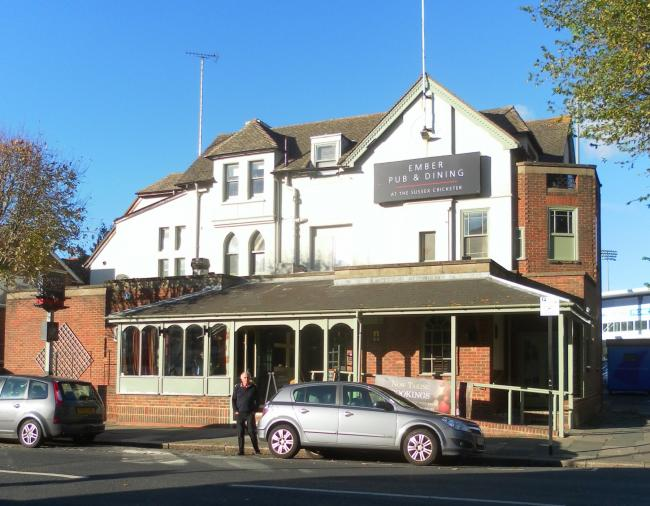 The Sussex Cricketer Pub