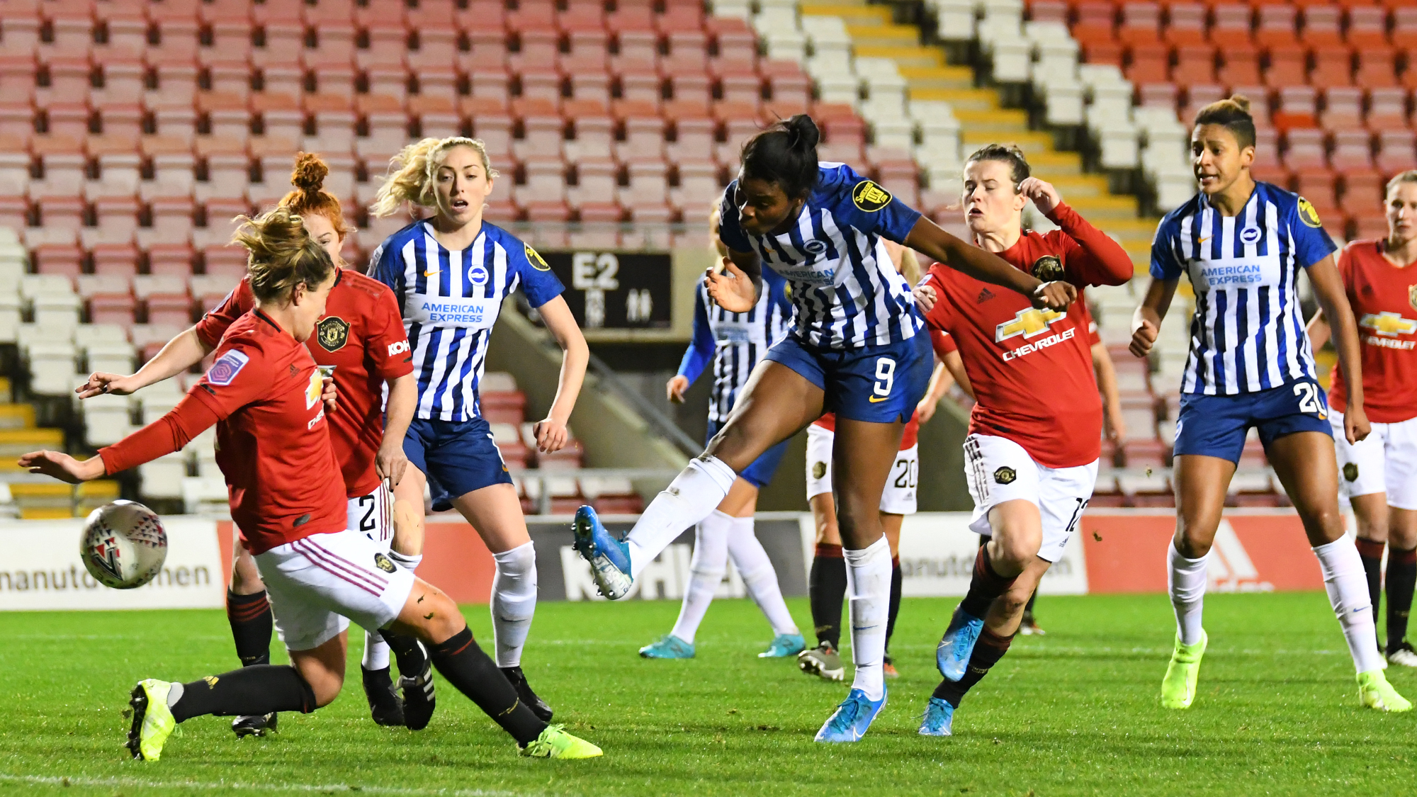 Hit and miss as Albion exit Conti Cup