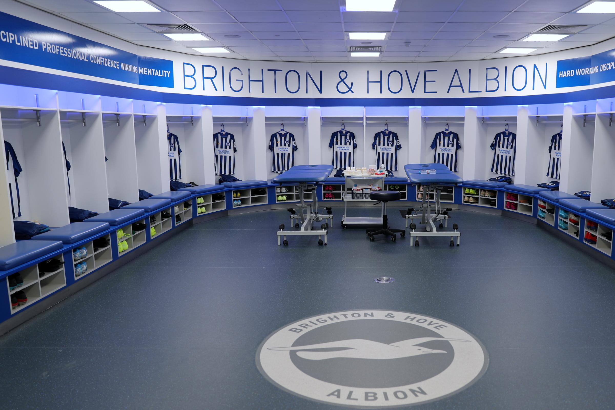 Three golden tickets for a glimpse behind-the-scenes at Brighton and Hove Albion