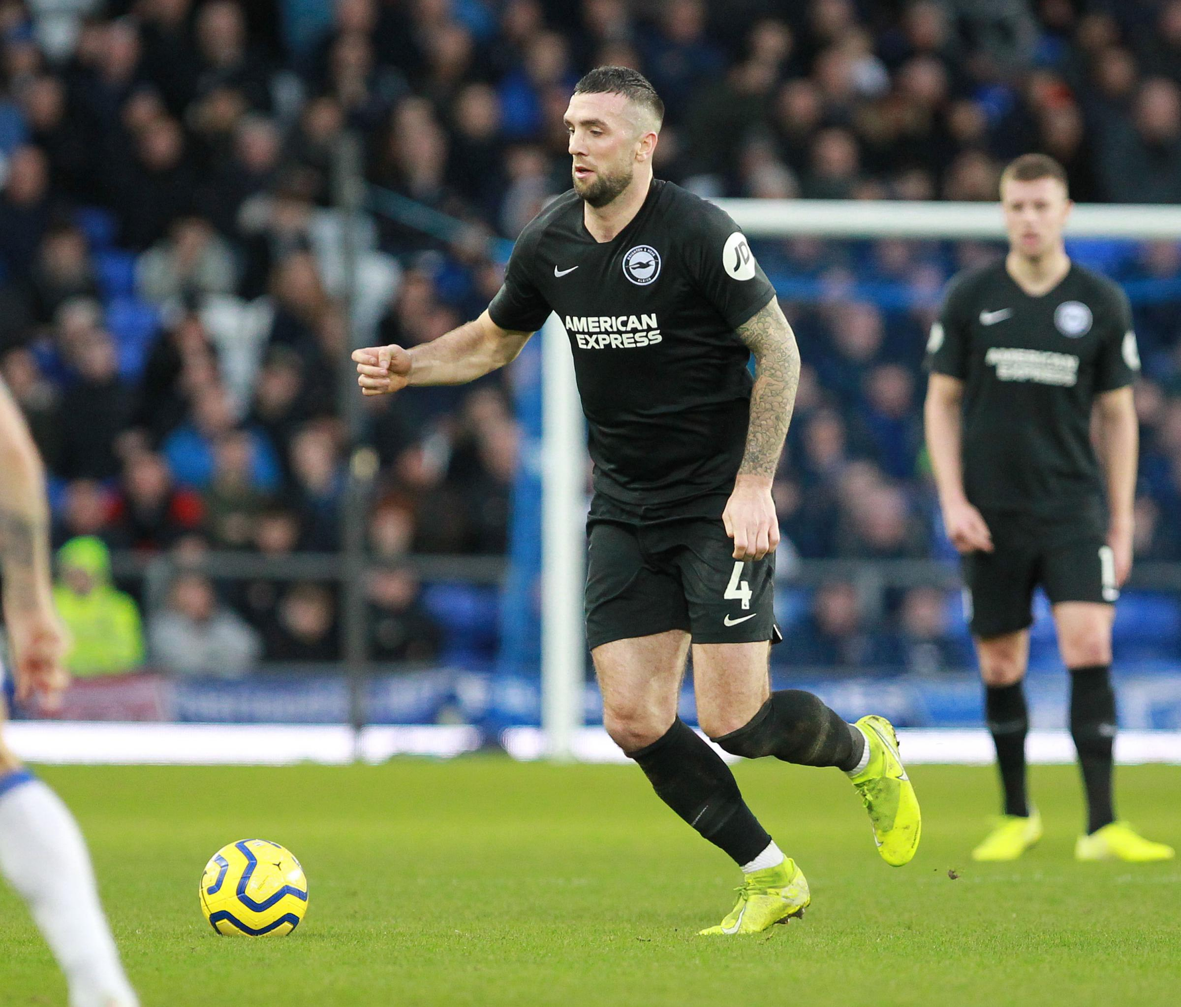 Shane Duffy on groin niggle: 'No excuses - it won't stop me'