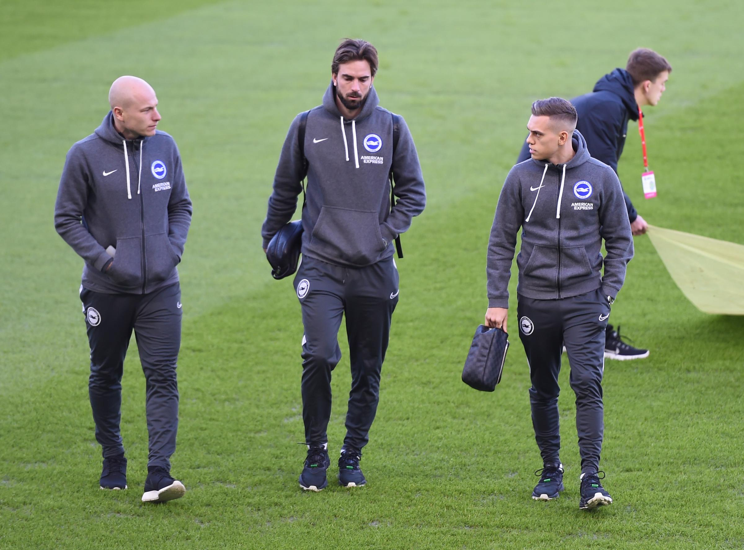 Follow Albion at the Amex against Aston Villa: Mooy, Connolly and Alzate start