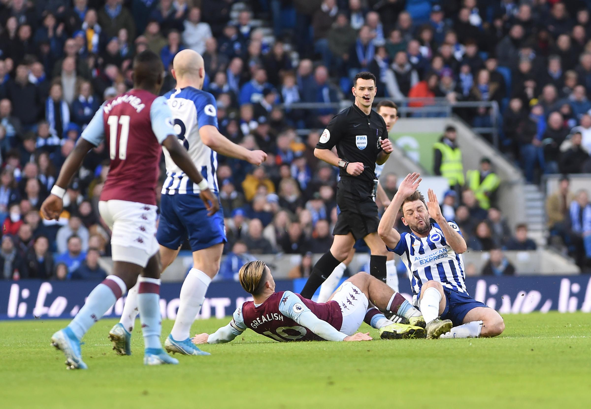 Who was your Albion man of the match in the draw to Aston Villa