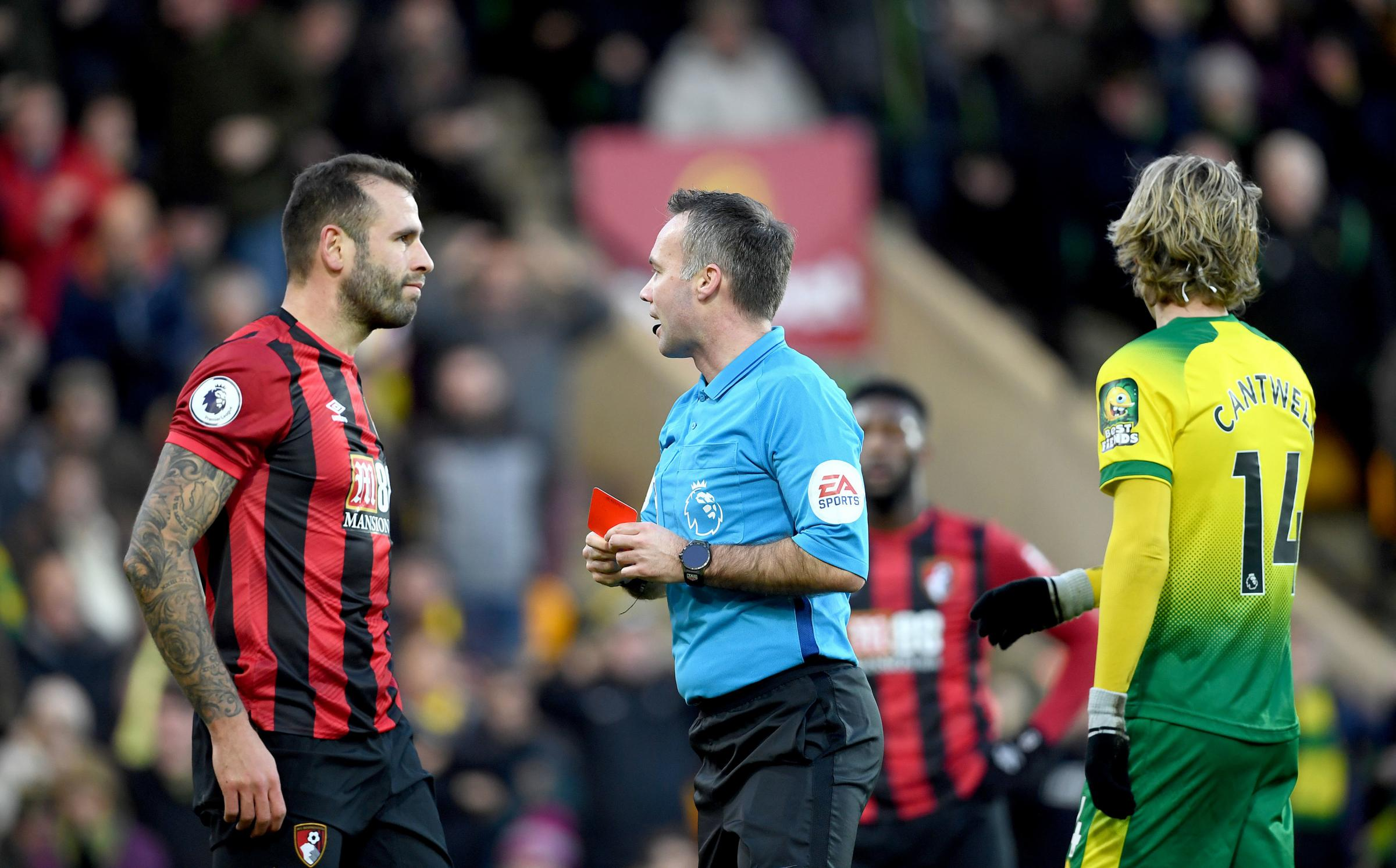 Bournemouth defender Steve Cook ruled out of Albion clash