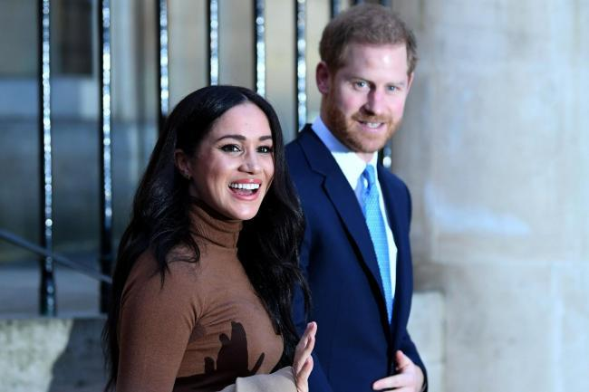 Harry and Meghan to stop using HRH titles