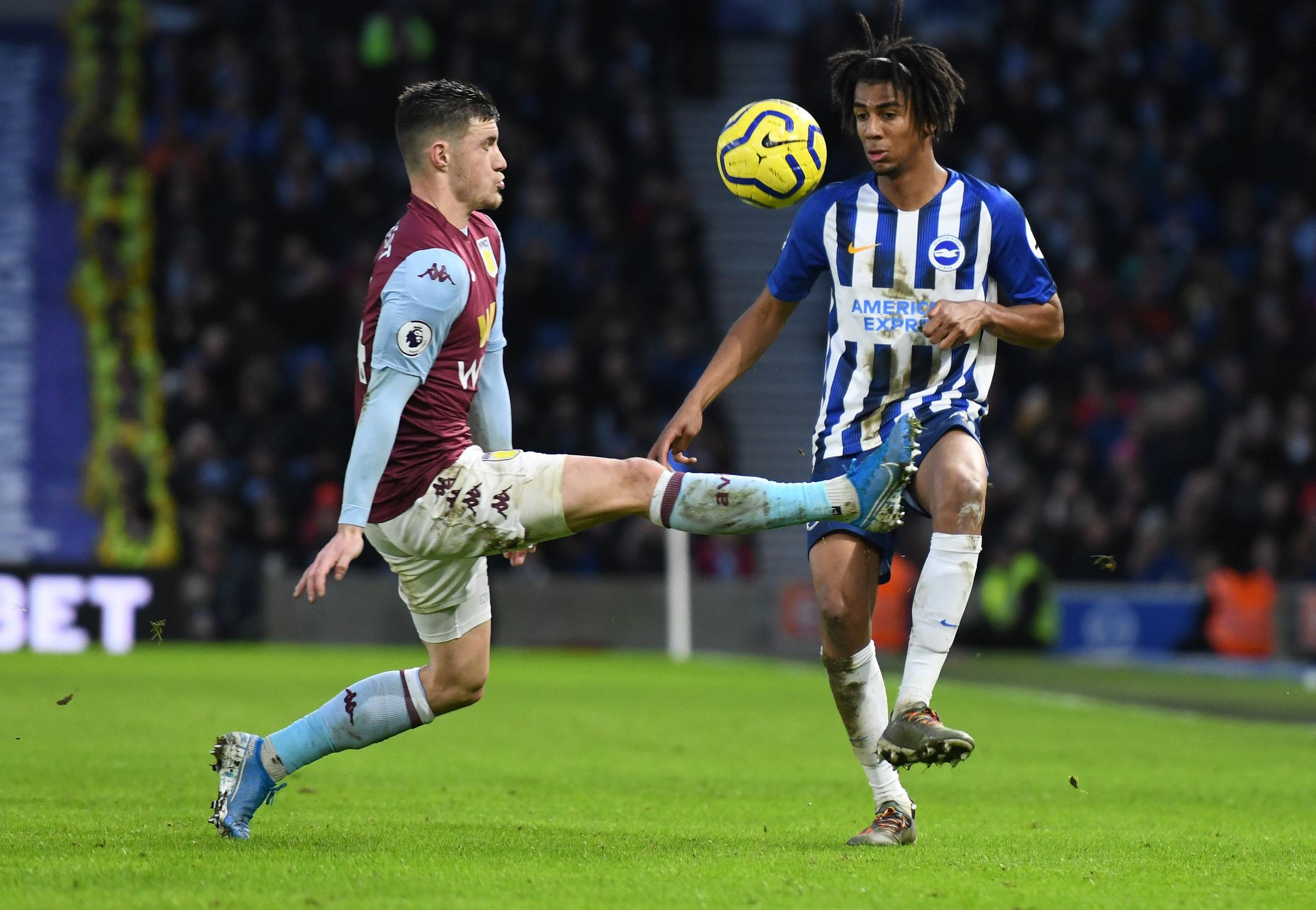 How Albion players rated against Aston Villa