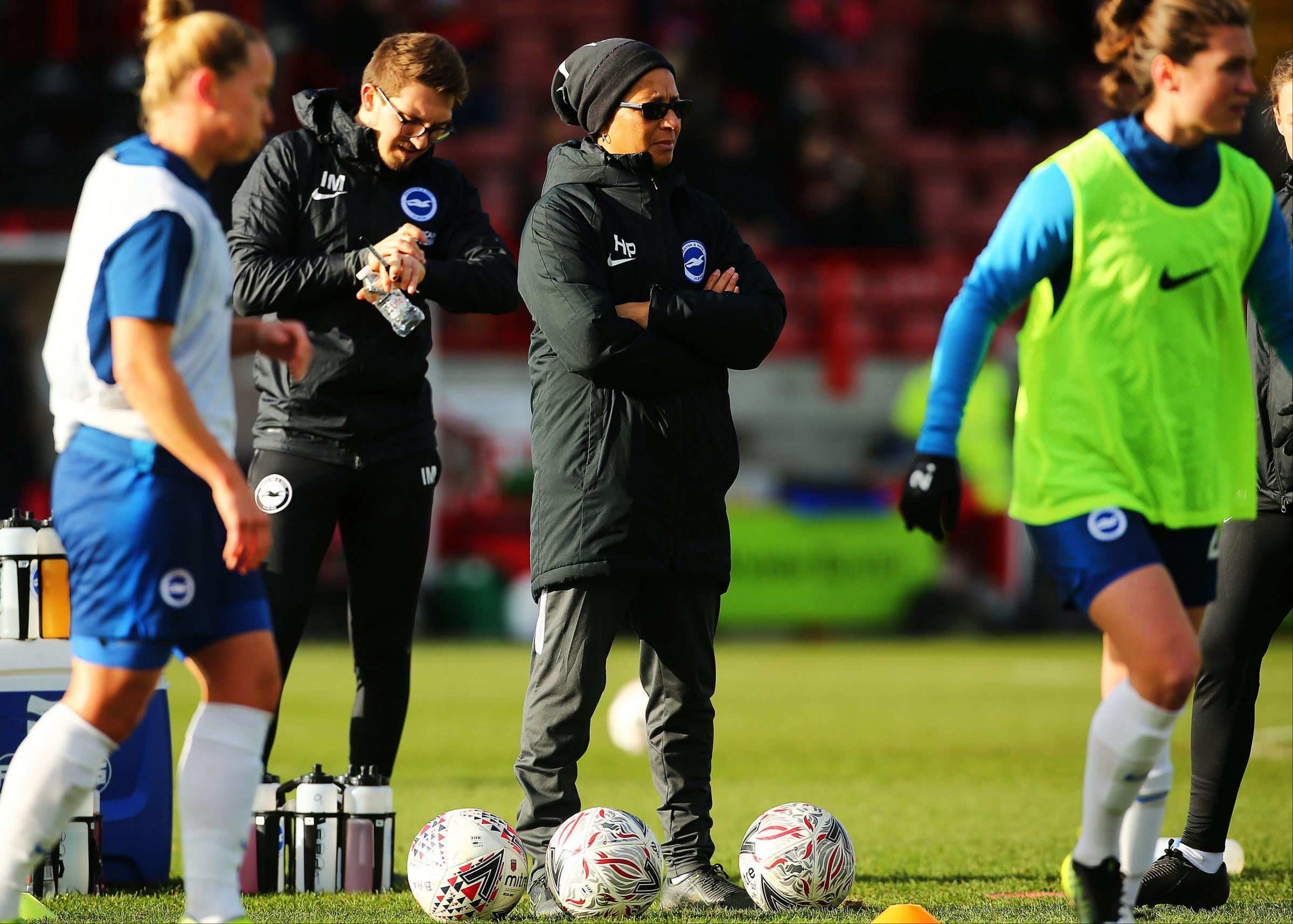 Hope Powell expects tough time against Hammers