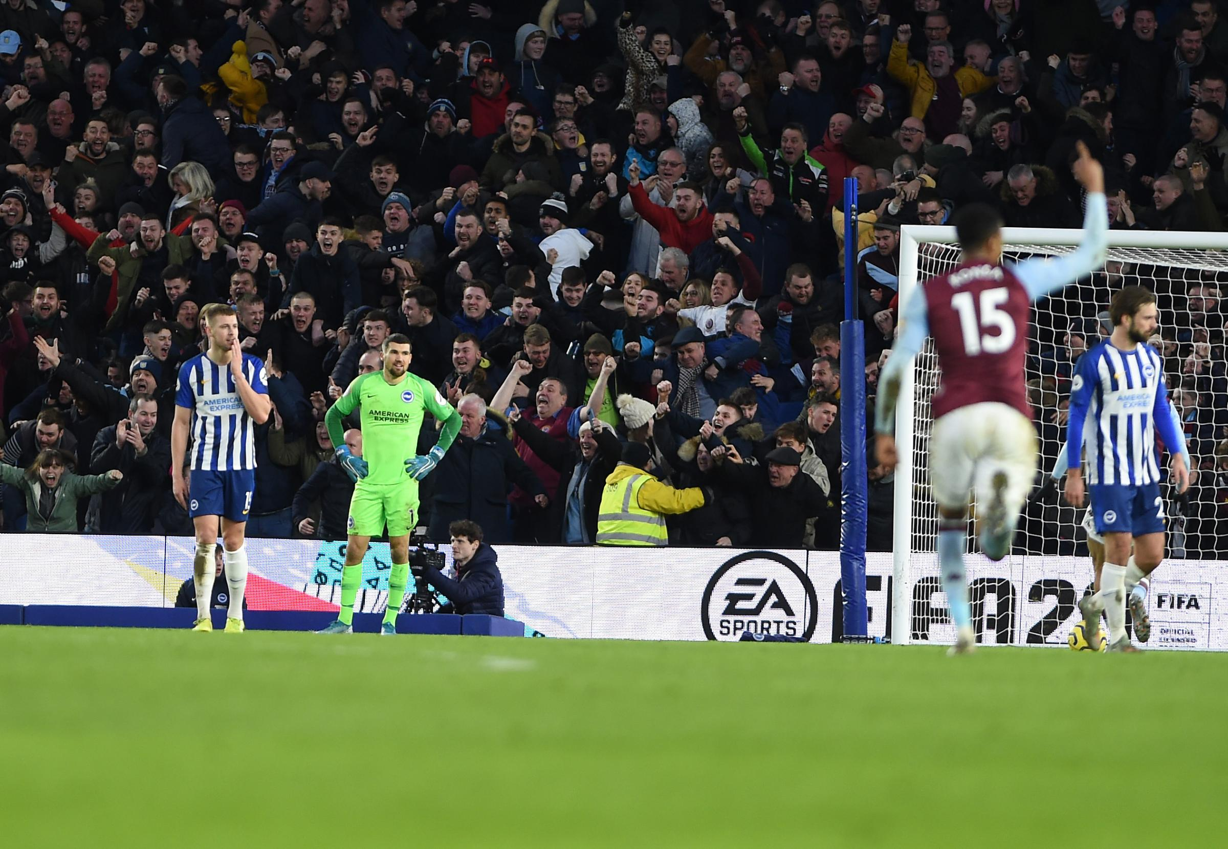 Ryan's frustration after Aston Villa's  leveller