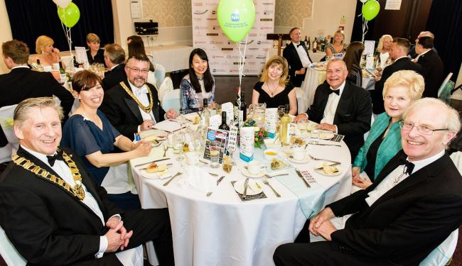 The Seahaven Business Awards last year