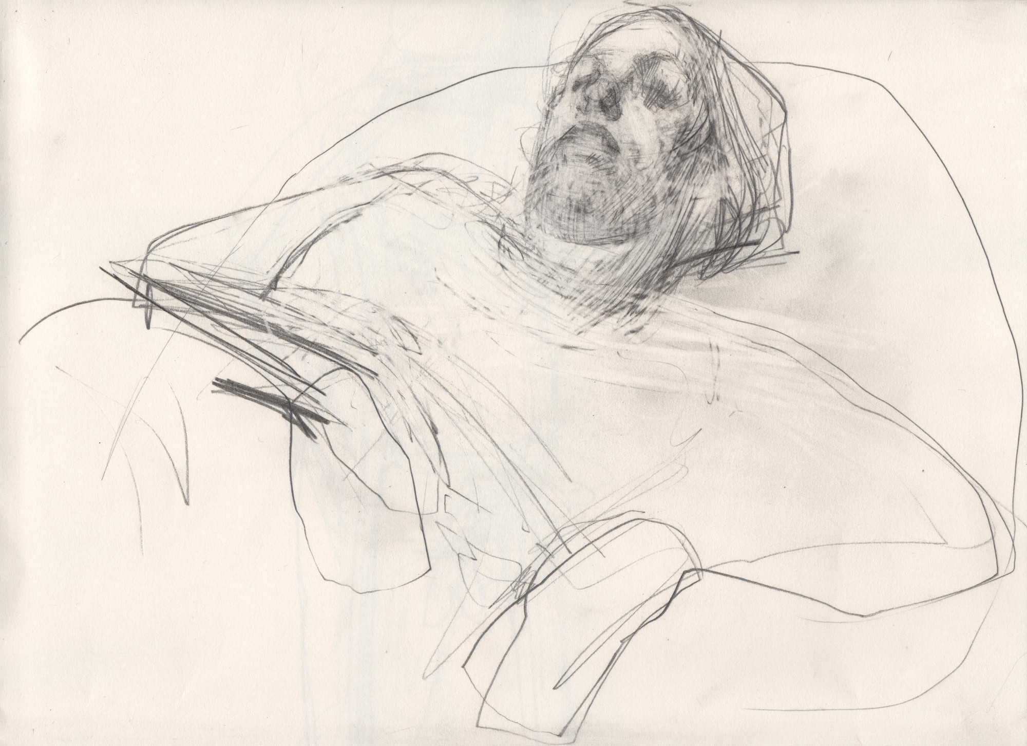 Life Drawing Masterclass with Roy Eastland