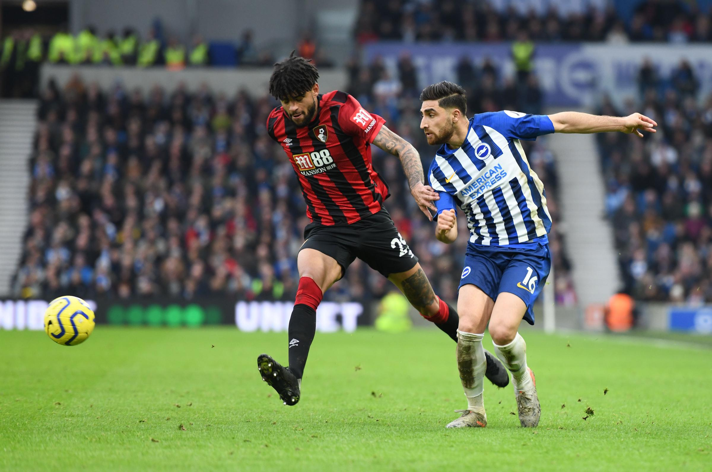 Alireza Jahanbakhsh : Albion's clash with Bournemouth is vital