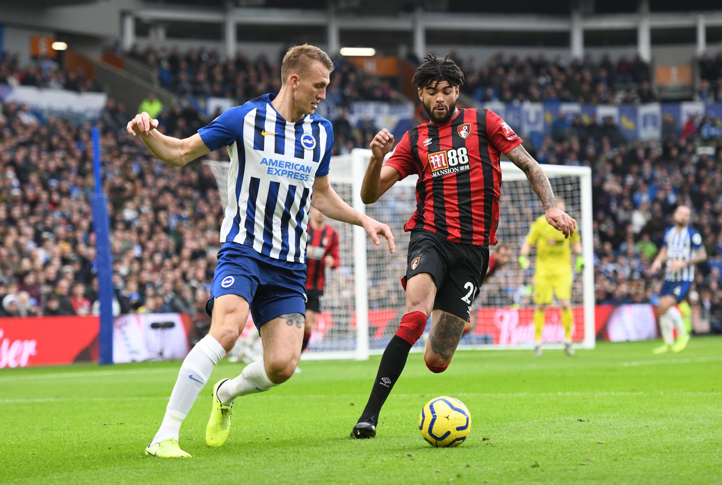 Dan Burn signs new Albion deal
