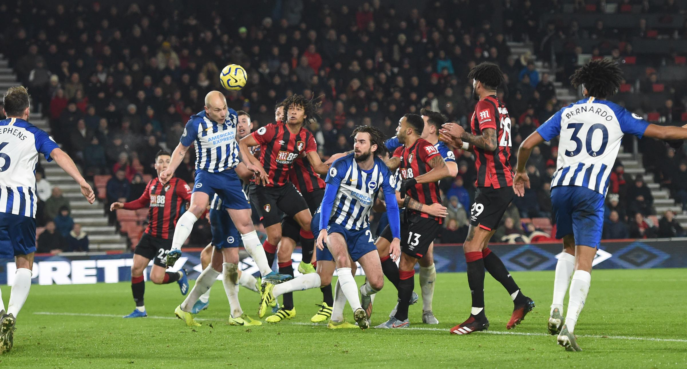 First 100 matches underline size of Albion's challenge