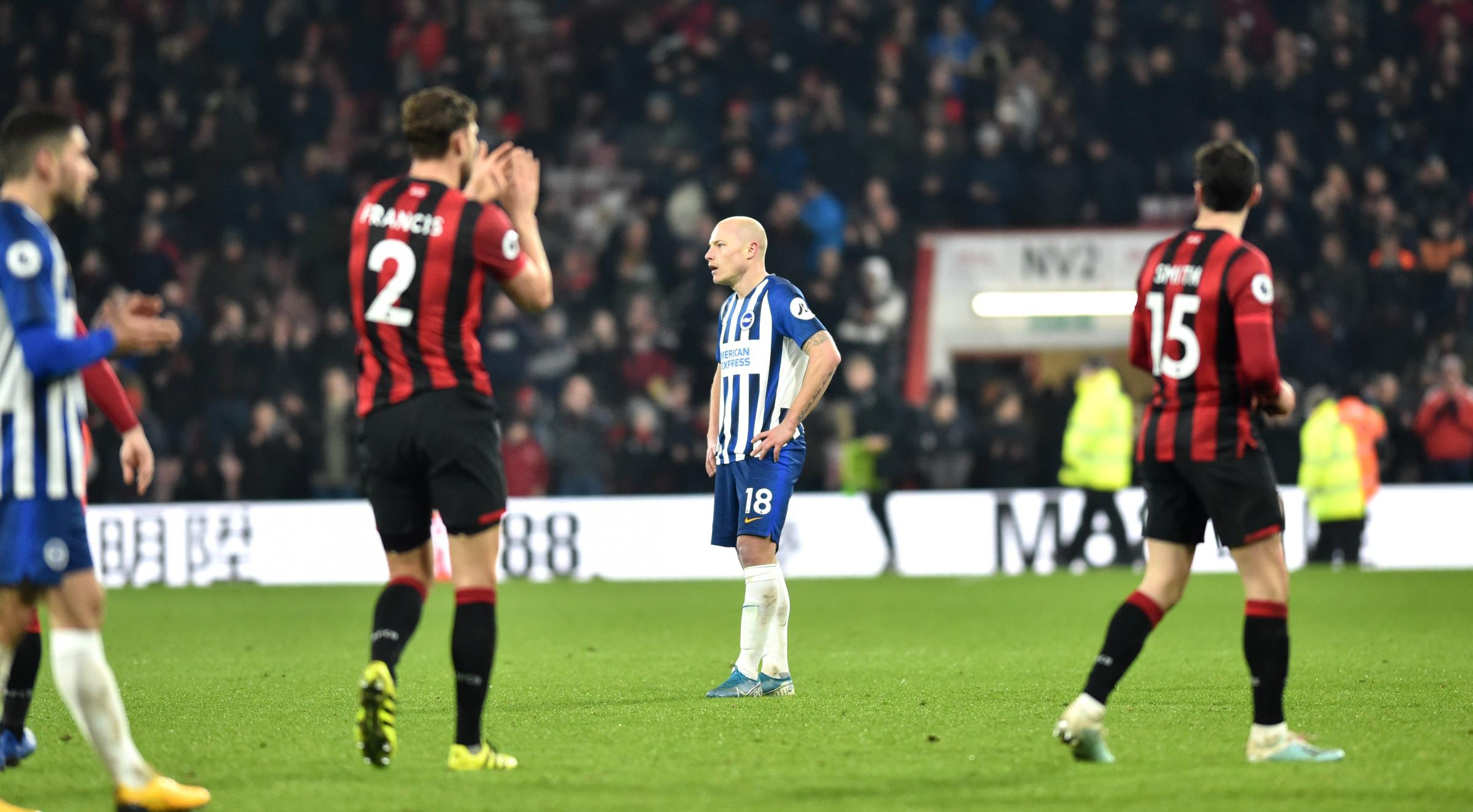How things stand with potential Aaron Mooy deal