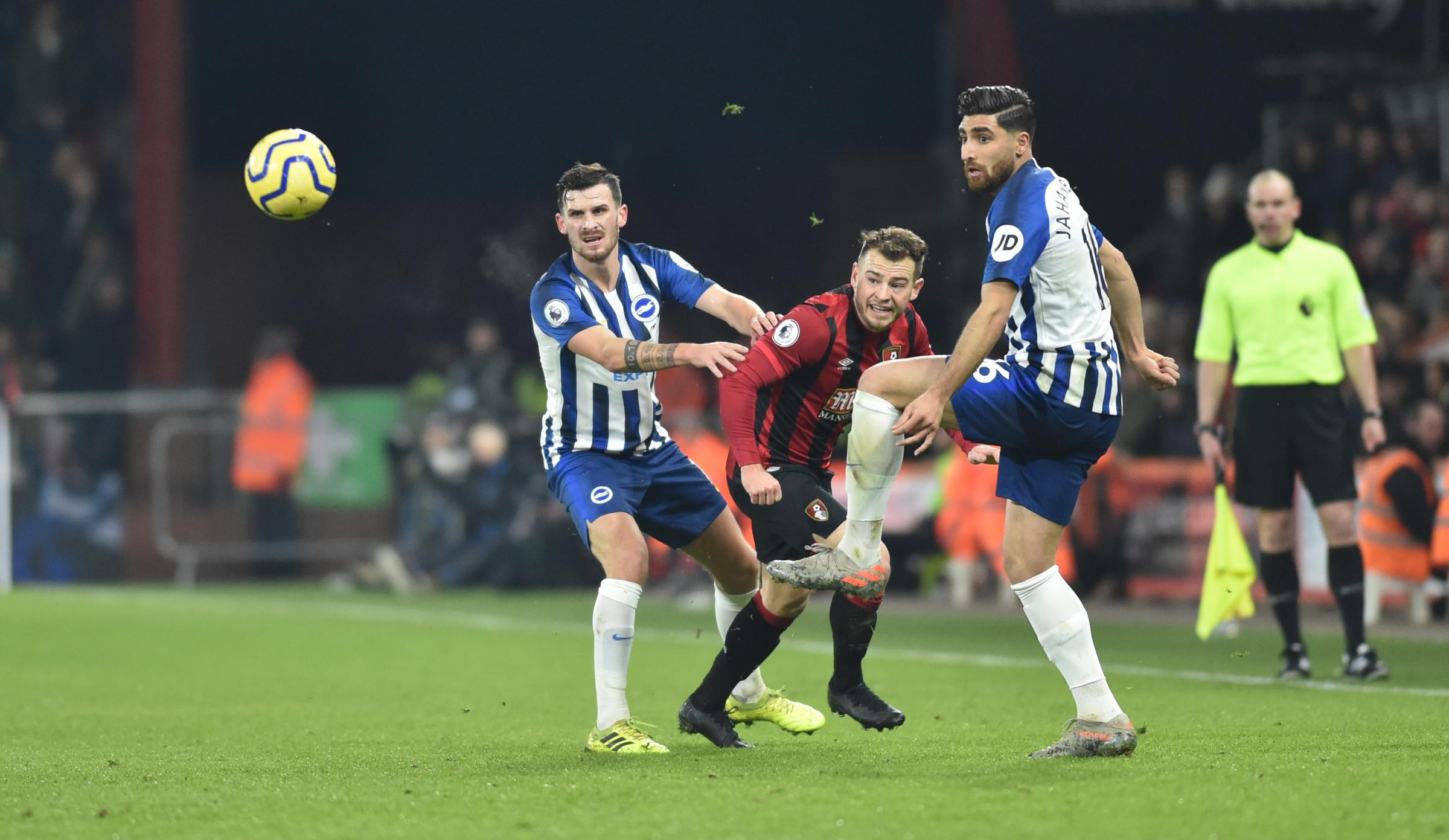 Alireza Jahanbakhsh says Albion are disappointed after Bournemouth defeat