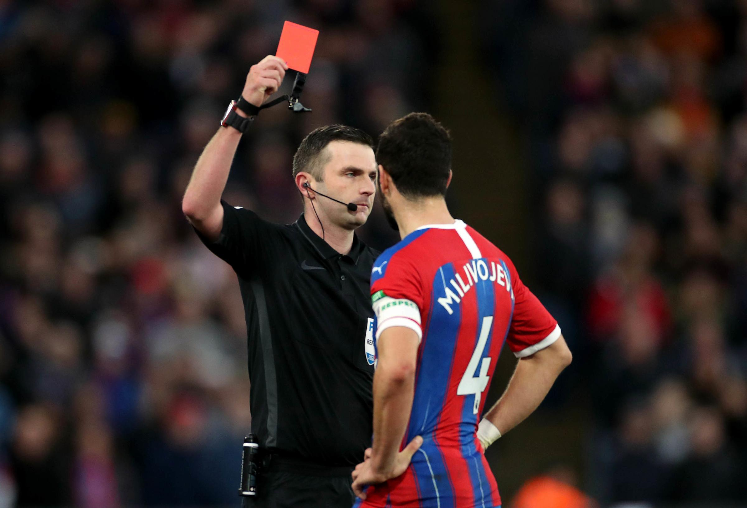 Michael Oliver to take charge of West Ham v Albion