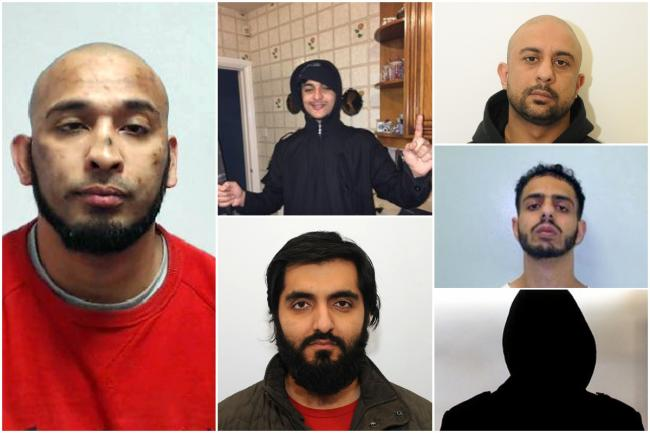 These convicted terrorists could be freed next month