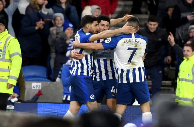 Albion's three subs made a difference