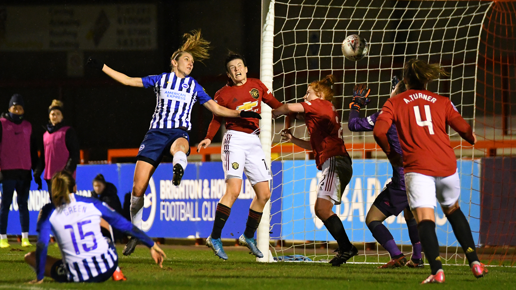 Hope Powell eyes new striker for Albion's WSL squad