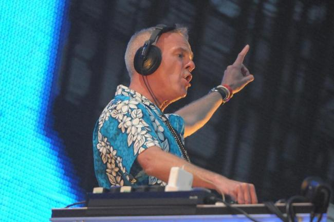 2020 marked the longest period which DJ Fatboy Slim has not played for