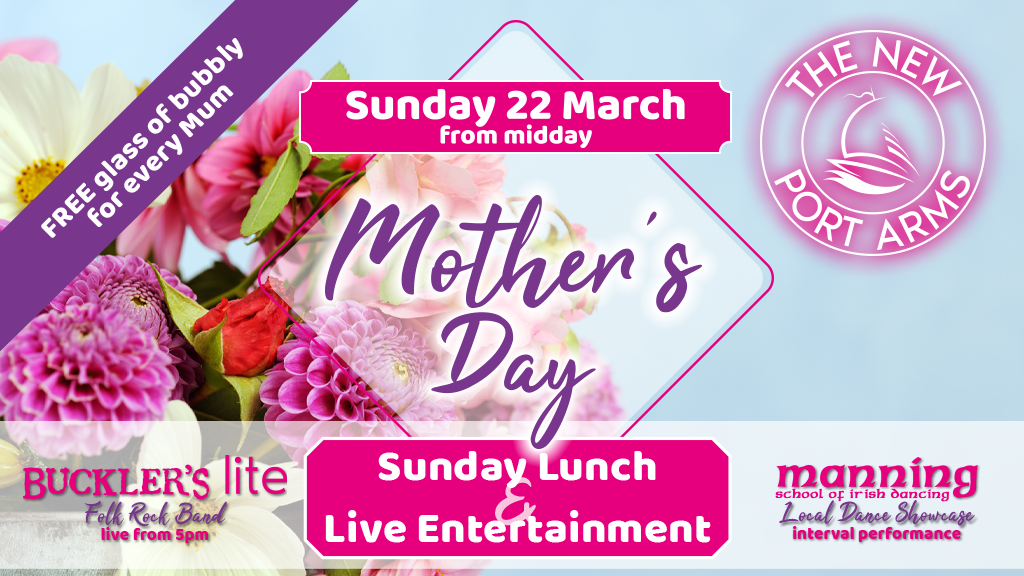 Mother's Day Lunch & Entertainment