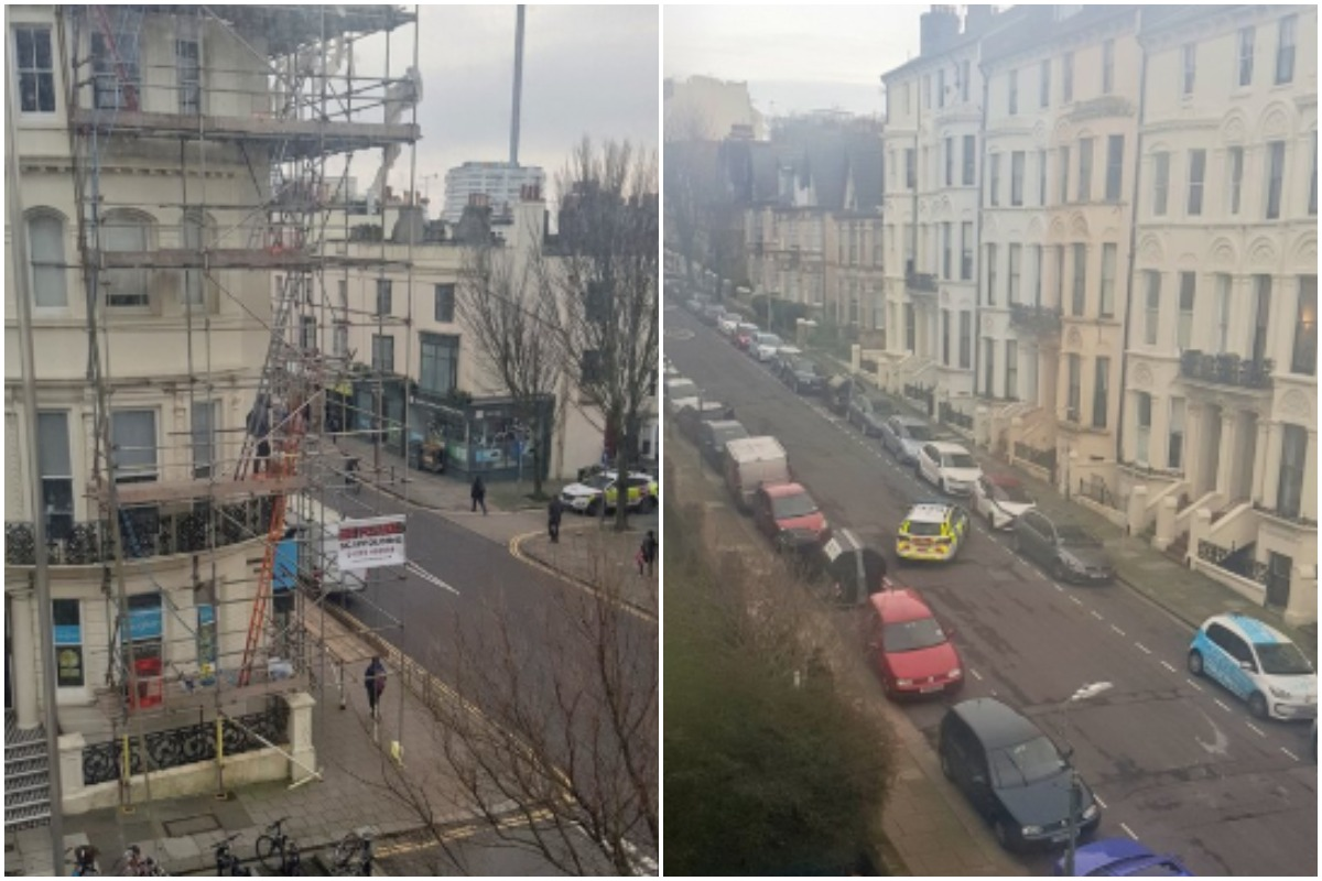 Western Road: Police, fire and ambulances called to incident