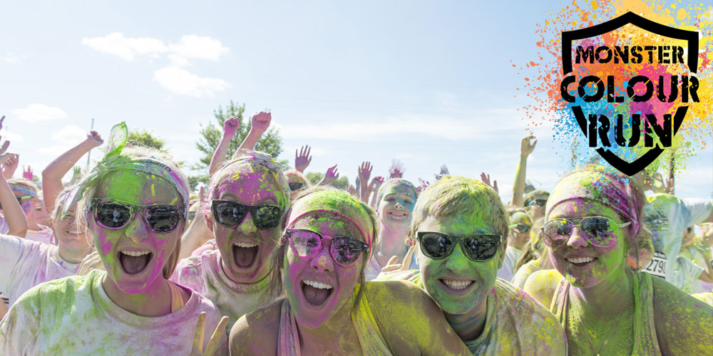 Monster Colour Run