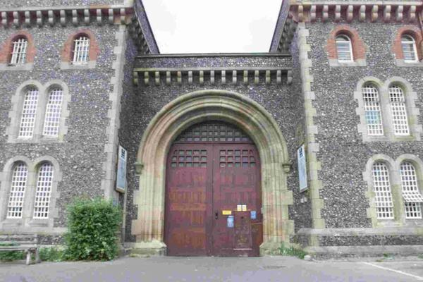 Firefighters called to fire inside Lewes Prison cell